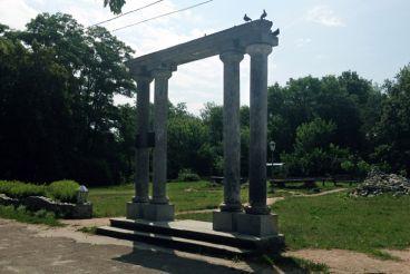Городской парк, Коростышев